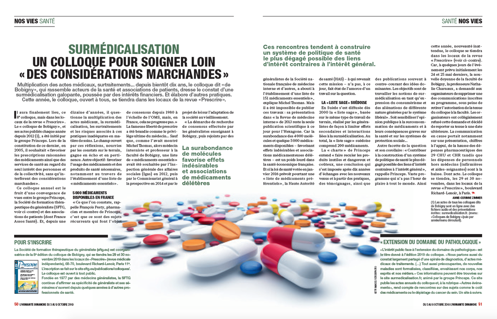 Colloque ARTICLE Huma